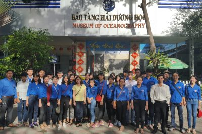 Đoàn trường tổ chức tham quan du lịch Nha Trang