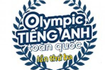 TRIỂN KHAI CUỘC THI OLYMPIC ENGLISH  HS,SV TOÀN QUỐC LẦN III